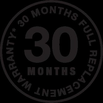 30-months-warranty