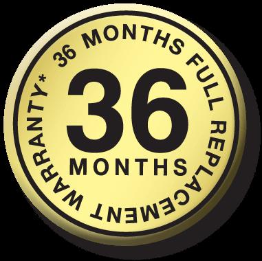 36-months-warranty-gold