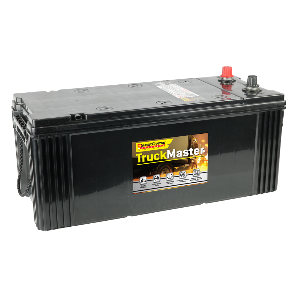 SuperCharge TruckMaster SuperCharge Truck Master | Truck Batteries