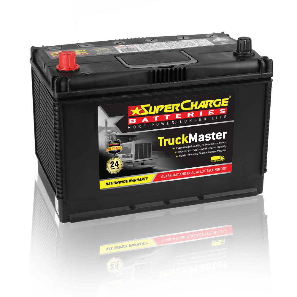 SuperCharge TruckMaster Truck Master 4WD | 4WD Batteries