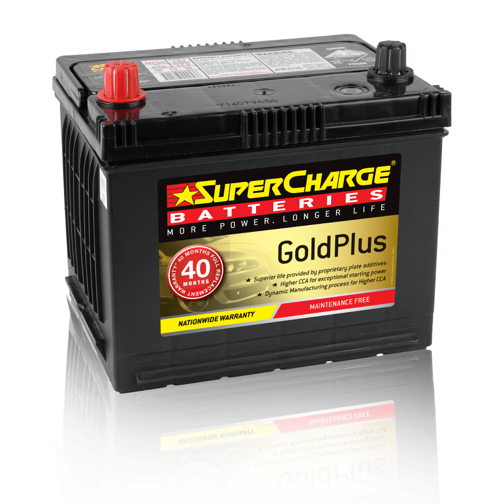 SuperCharge GoldPlus SuperCharge Gold Plus | Car Batteries