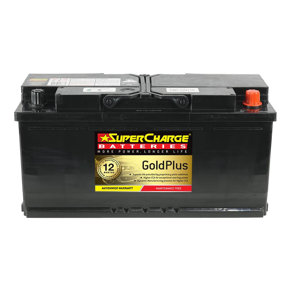 DIN100L SuperCharge Gold Plus DIN100L   Truck