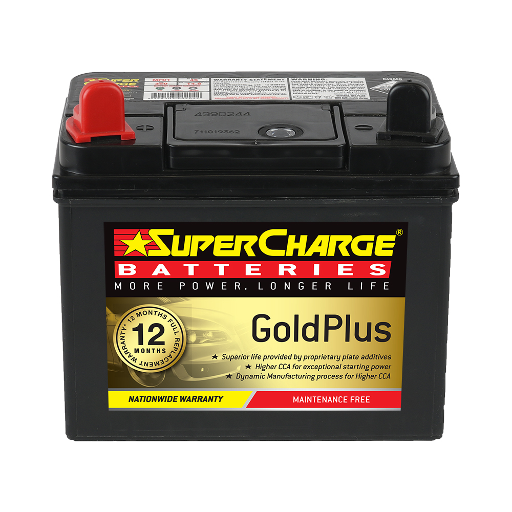 MFU1 SuperCharge Gold Plus MFU1 | Lawn Care