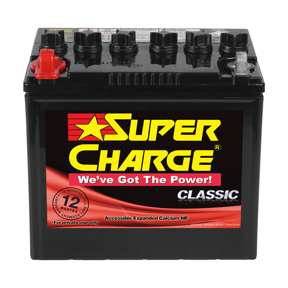 N06 SuperCharge Classic N06   Lawn Care