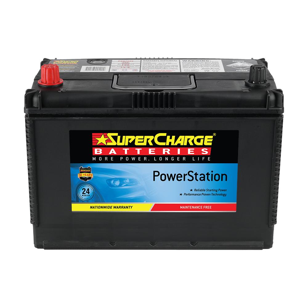 PSN70ZZ SuperCharge Powerstation 4WD SMFN70ZZLX   4WD