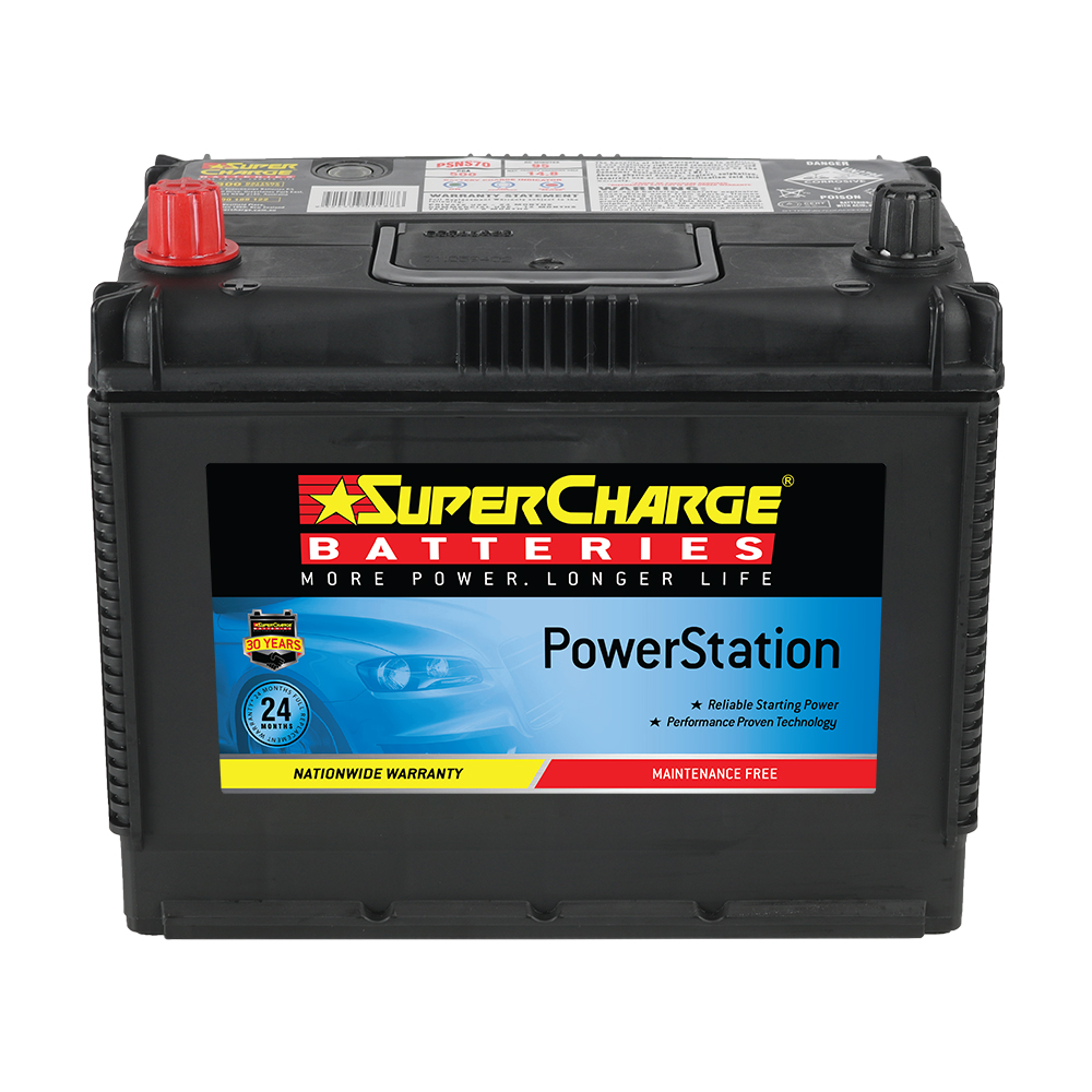 PSNS70 SuperCharge Powerstation 4WD PSNS70 | 4WD