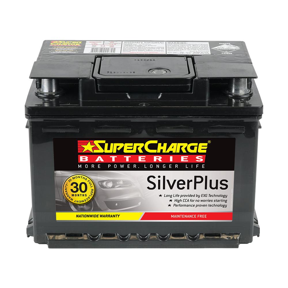SMF53L SuperCharge Silver Plus SMF53L | Cars