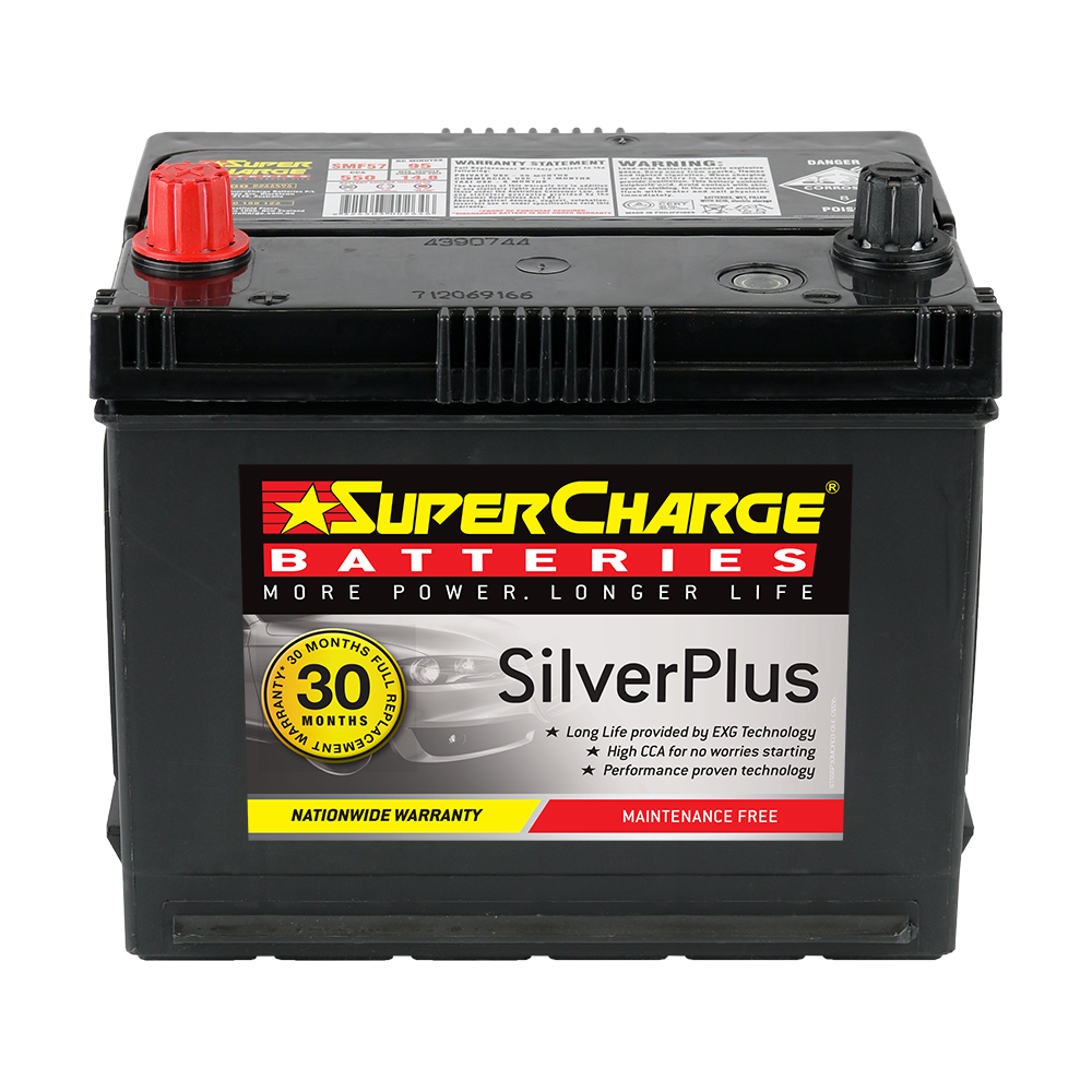 SMF57 SuperCharge Silver Plus SMF57   Cars