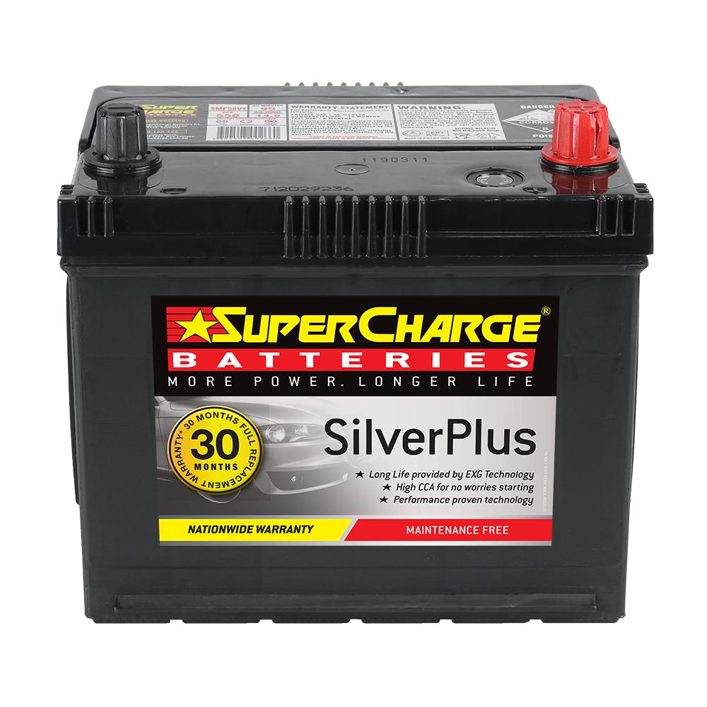 SMF58VT SuperCharge Silver Plus SMF58VT | Cars
