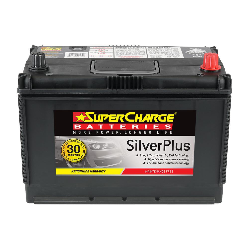 SMFN70ZZLX SuperCharge Silver Plus SMFN70ZZLX | 4WD