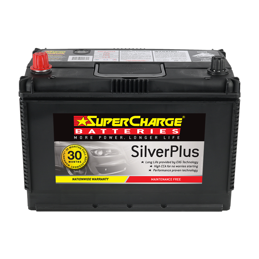 SMFN70ZZX SuperCharge Silver Plus SMFN70ZZX | 4WD