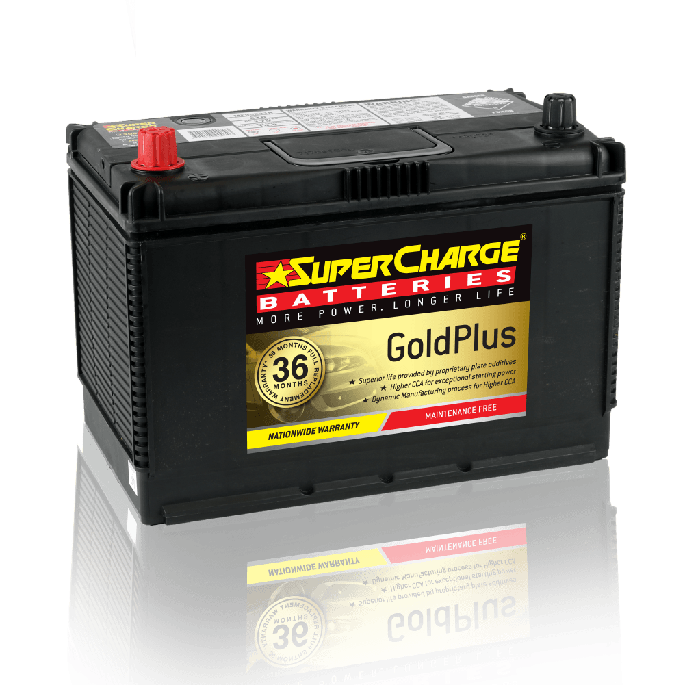 SuperCharge GoldPlus SuperCharge Gold Plus 4WD | 4WD Batteries
