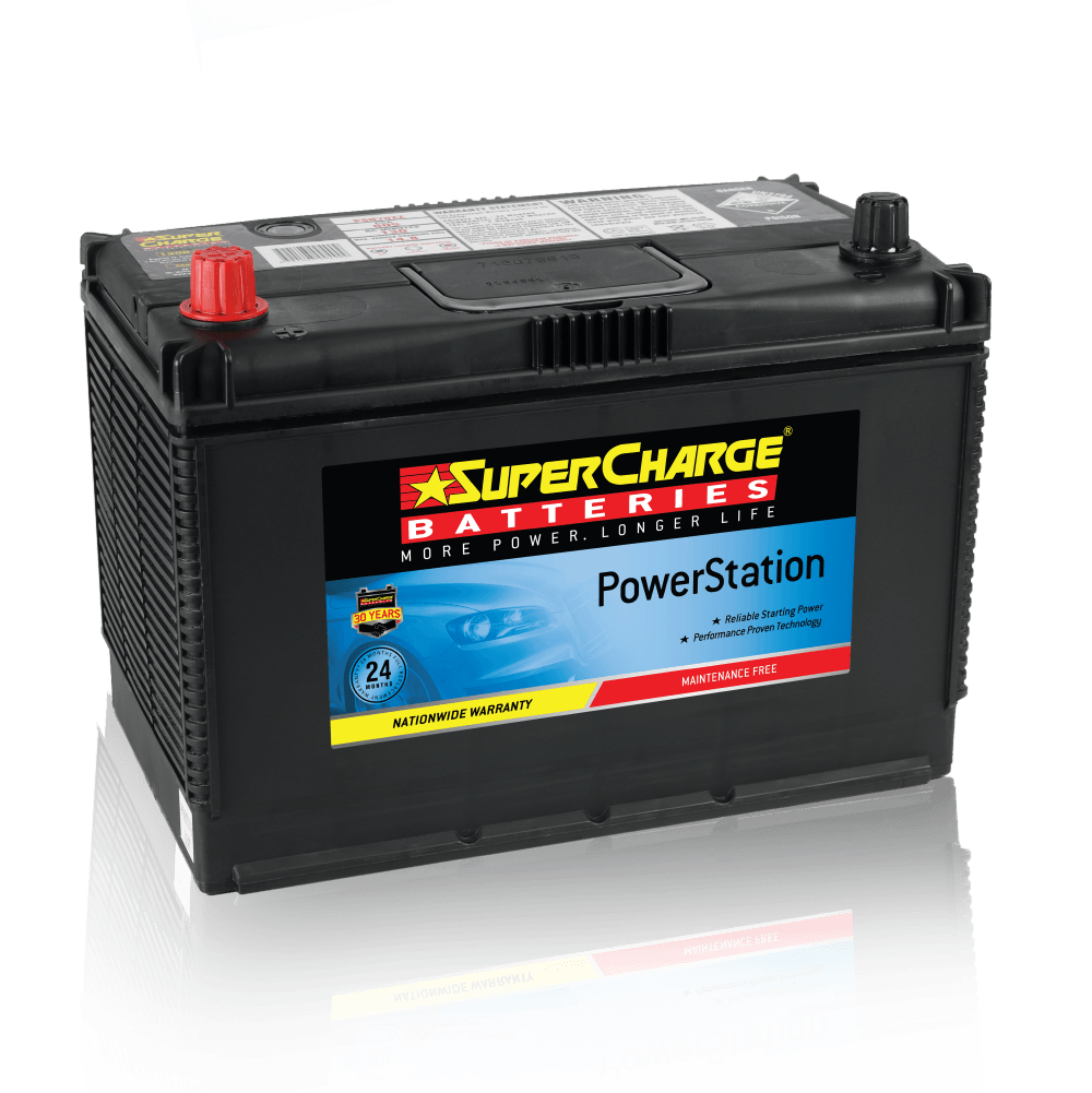 SuperCharge Powerstation - Supercharge Batteries SuperCharge Powerstation Truck | Truck Batteries