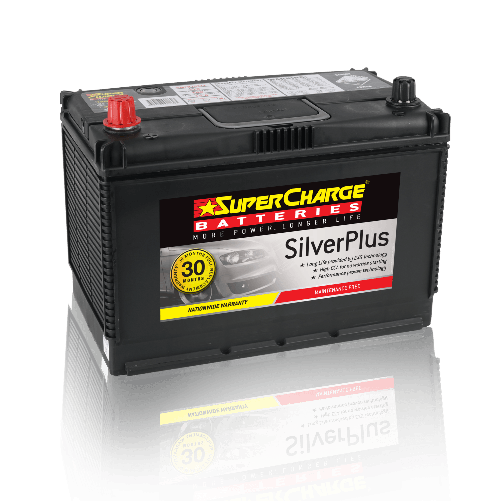 SuperCharge SilverPlus SuperCharge Silver Plus 4WD | 4WD Batteries