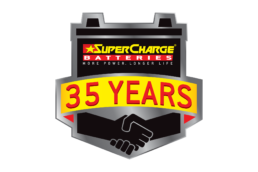 35 years of SuperCharge