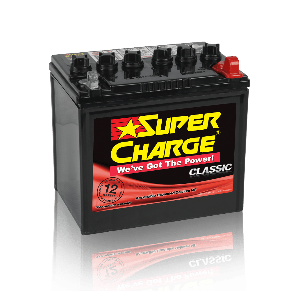 SuperCharge Classic SuperCharge Classic | Lawn Care Batteries
