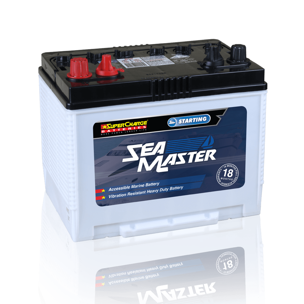 SuperCharge SeaMaster SeaMaster Marine | Marine Batteries