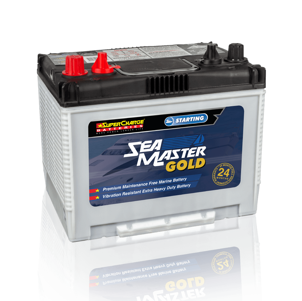 SuperCharge SeaMaster Gold SeaMaster Gold Marine | Marine Batteries