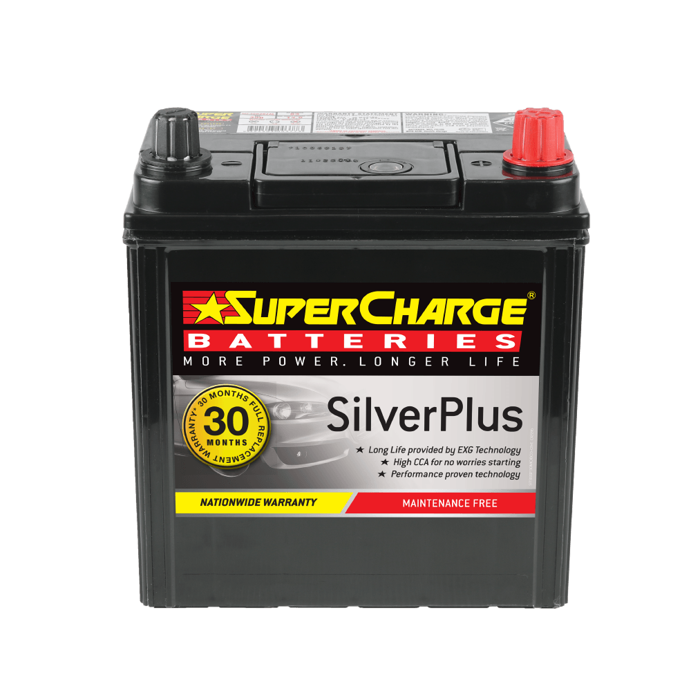 SMFNS40ZALX SuperCharge Silver Plus SMFNS40ZALX | Cars