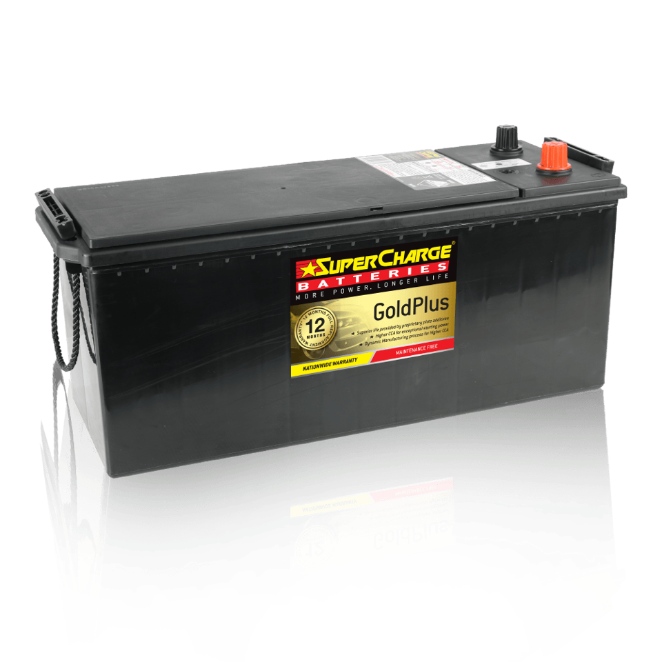 SuperCharge GoldPlus SuperCharge Gold Plus Truck | Truck Batteries
